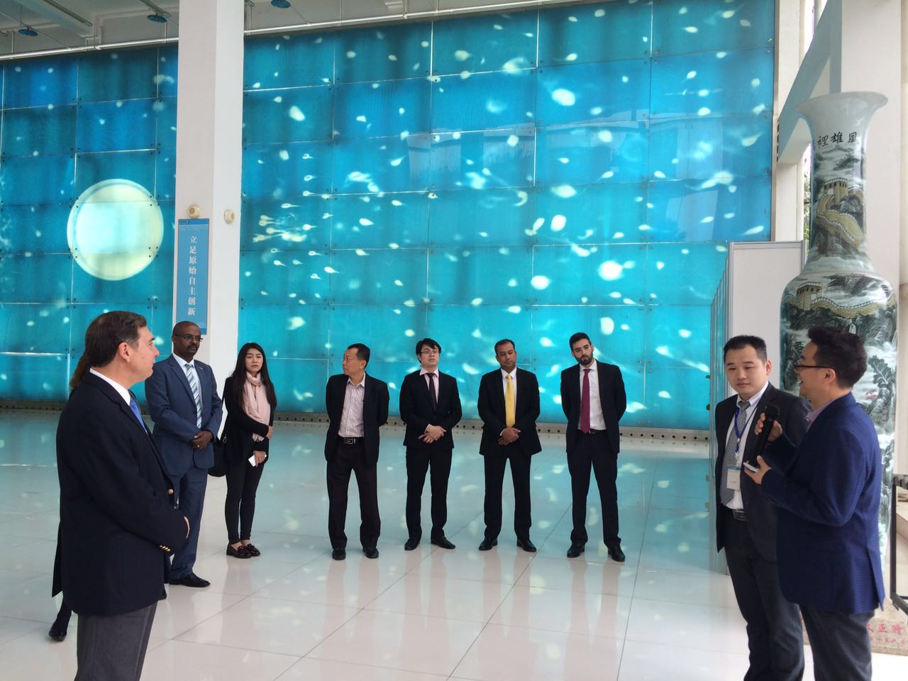 Re-experience the Ancient Silk Road—Foreign Diplomats in Chongqing Haifu